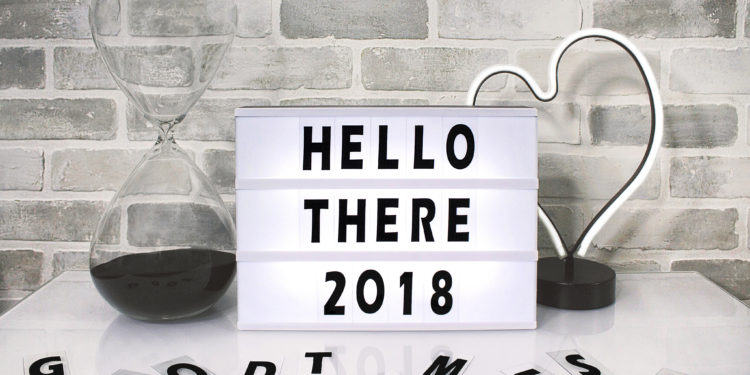 Sign hello there 2018