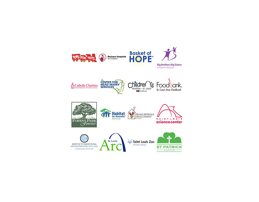 Community Involvement Logos